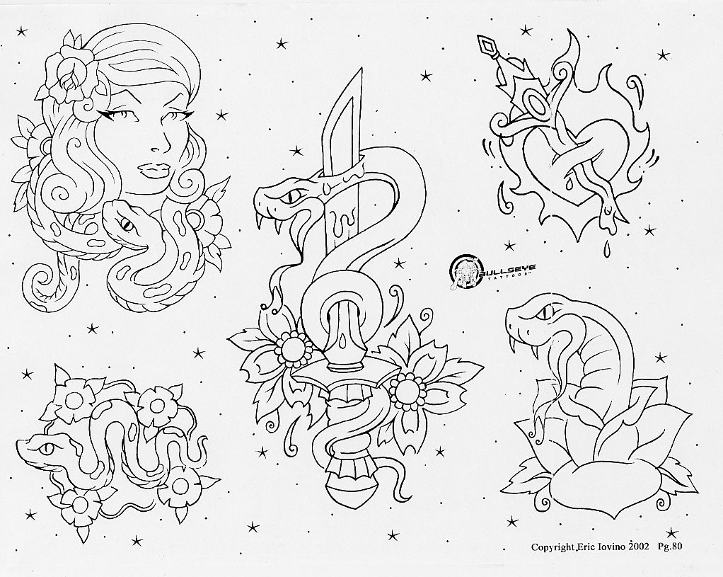 Tattoo Flash Line Drawing Converter : Bull outline line drawing other tattoo design art