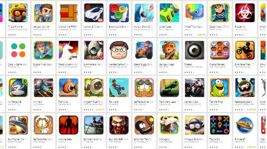 Kumpulan Game Android Offline Terbaru dan Keren Bulan Ini
