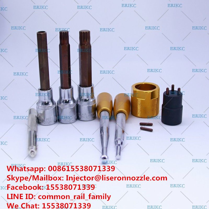 Common Rail Bosch Diesel Injector Disassembly Installation Tools Installation Assemble Dismounting Maintenance Repair Tools Common Rail Disassembly Repair