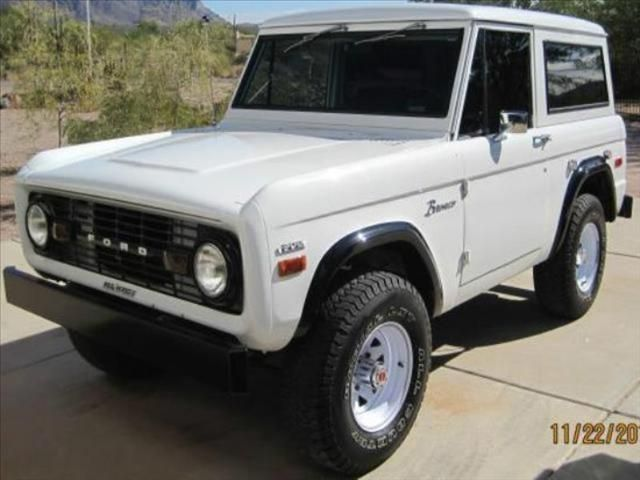 Used 1970 Ford Bronco For Sale 50 000 At Union City Ca Ford