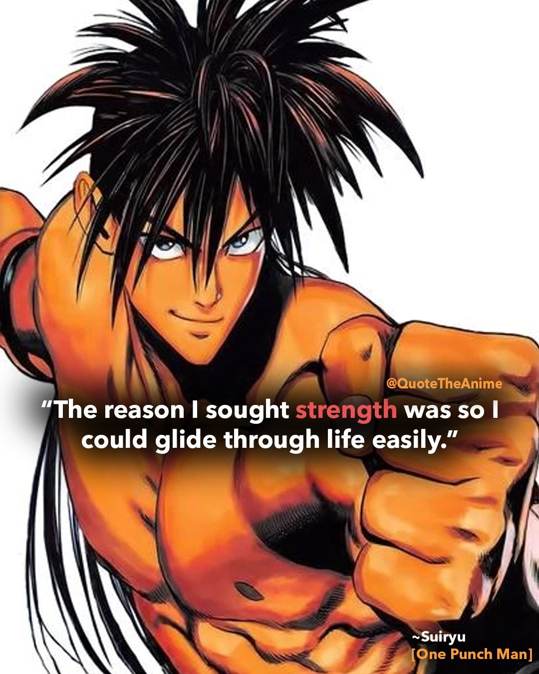 23 Powerful One Punch Man Quotes Wallpaper Qta One Punch Man One Punch One Punch Man Anime