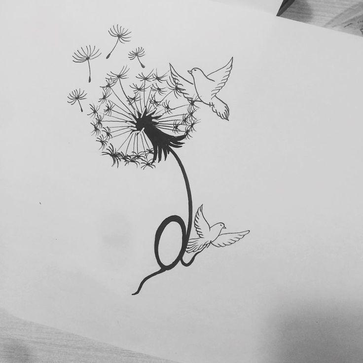 Pusteblume Tattoo Welche Ist Die Richtige 4