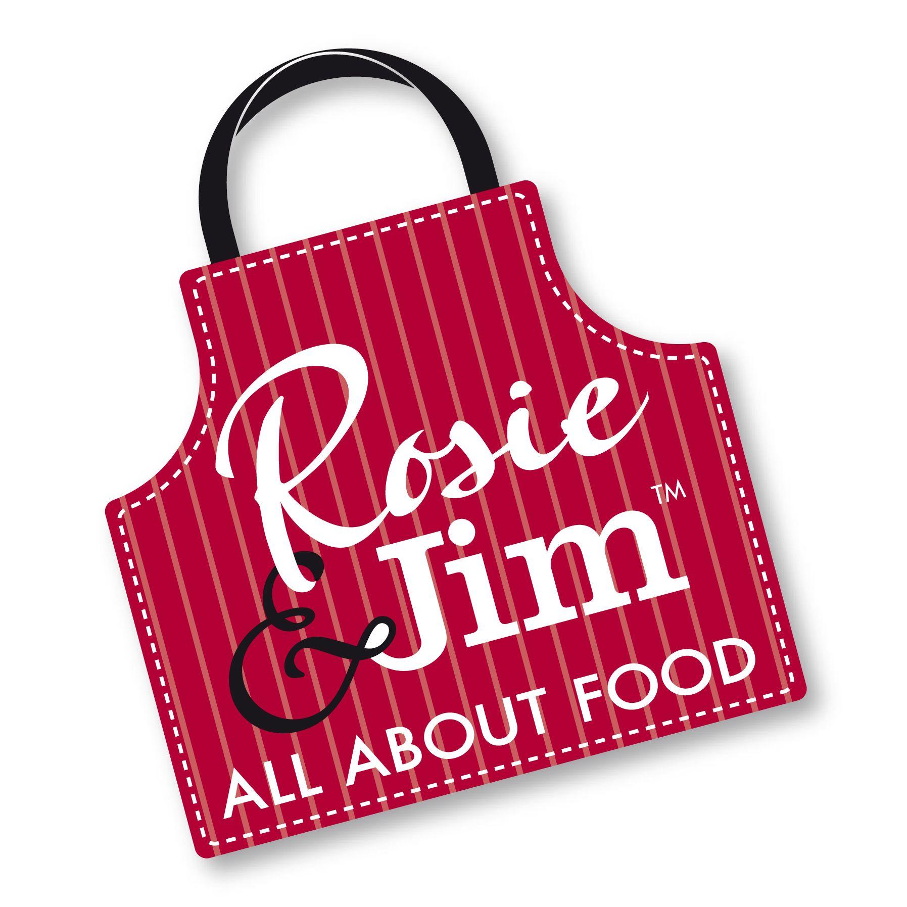 Rosie & Jim Logo designed by Mesh Design Dublin. www