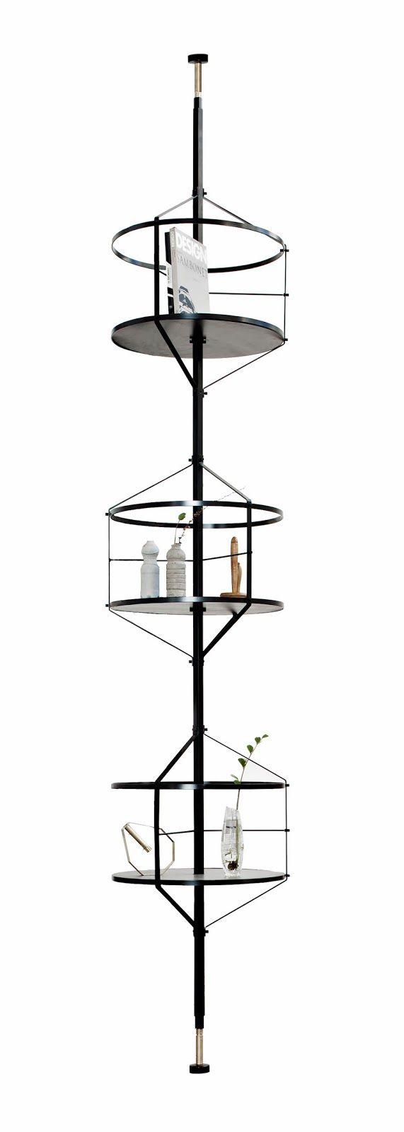 Libreria Voliera design by Pietro Russo Ideas para el hogar