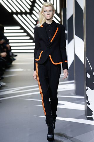 Y-3 Fall 2014 Menswear Collection Slideshow on Style.com