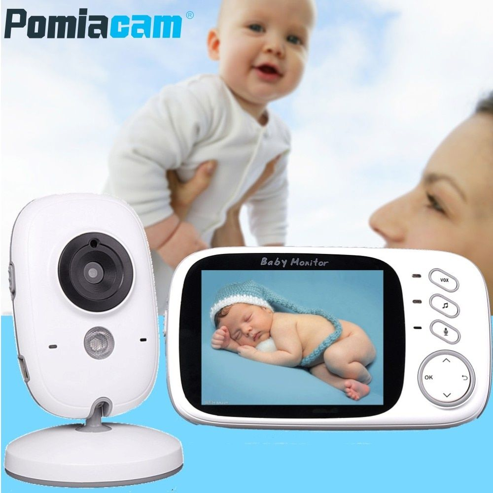 673b7323ad0 2.4GHz Wireless Video Color Baby Monitor VB601 VB603 VB605 High Resolution  Baby Nanny Security Camera Intercom Babysitter Price  77.00   FREE Shipping  ...