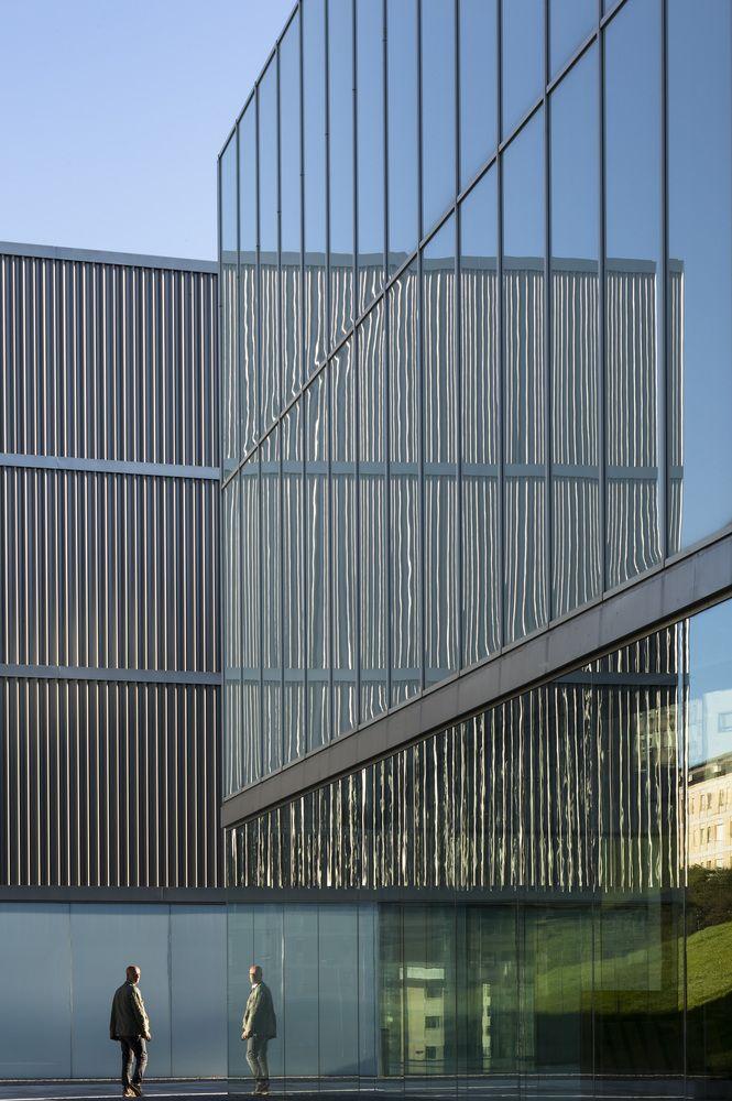 Gallery Of The Auditorium Paredes Pedrosa 1 Arquitectos Institucional Metros