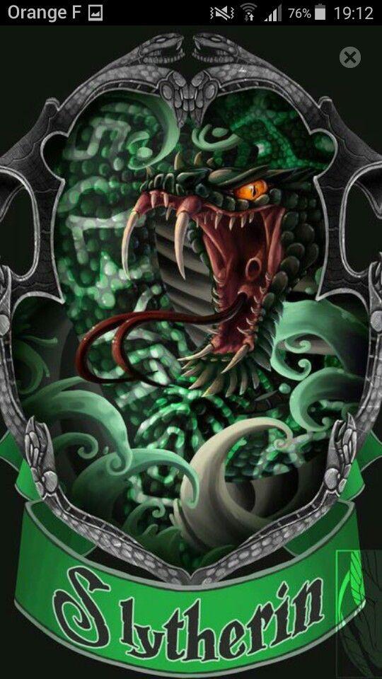 Serpentard Slytherin Animaux Harry Potter Poudlard Harry Potter