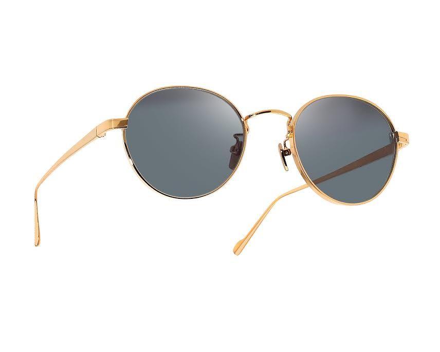 Oberti Glasses Sunglasses Eyewear Fashion Highend Gold Sun Style Custom Italy Italian Buy Trendy Sophisticated Glasses Sunglasses Oval Sunglass