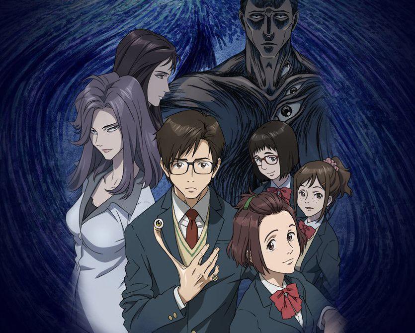 parasyte the maxim Anime shows, Anime, Anime movies