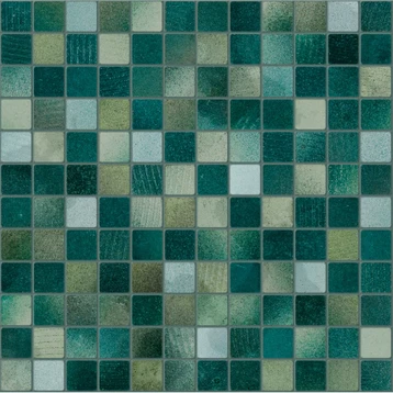Mosaique Sol Et Mur Lavastone Vert 2 3 X 2 3 Cm Artens Sol Et Mur Mur Et Mosaique