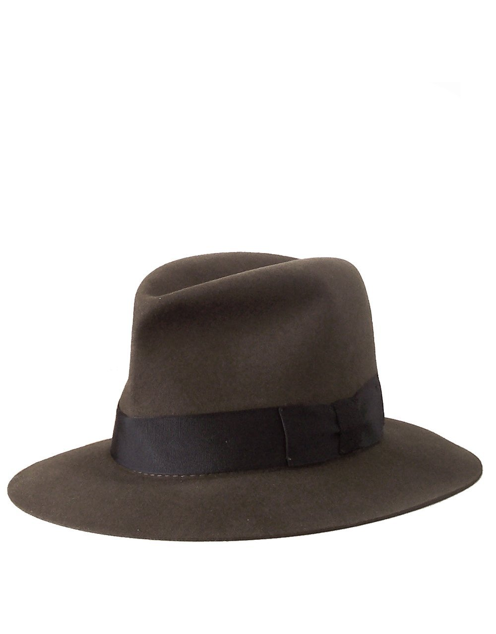 933ced5f3d5 Herbert Johnson Fur Felt Fedora Hat