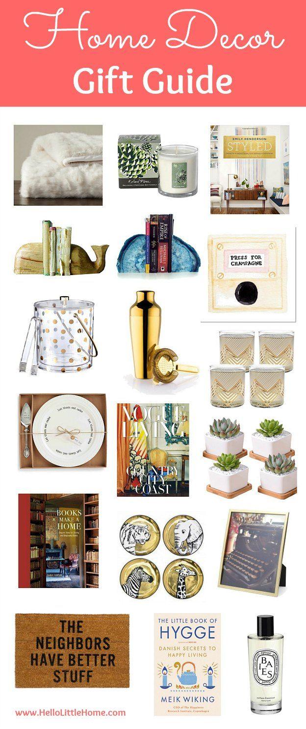 Home Decor Gift Guide Home Decor Ideas And Interior Design Diy