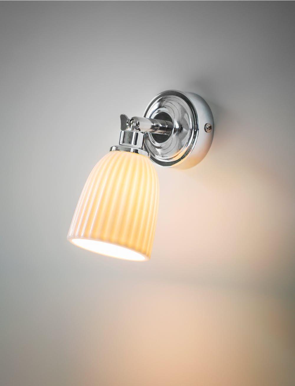 Alma Bathroom Spotlight In 2019 Wall Lights