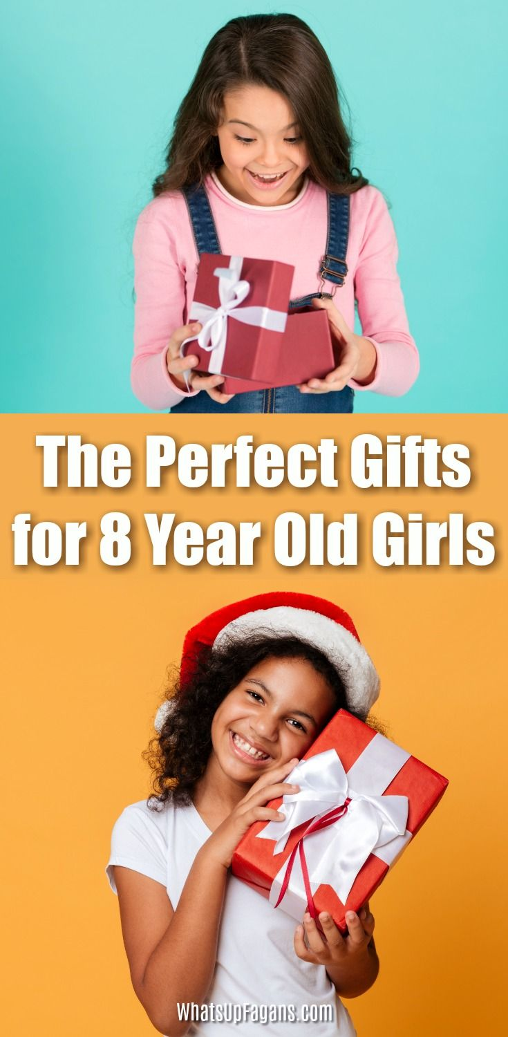 Great List Of Gifts For 8 Year Olds Christmas Or Birthdays These Top Cool And Fun Gift Ideas Old Daughters Granddaughters Are Sure To