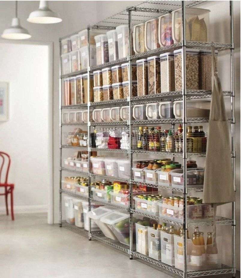Are You Ready To Have Bulk Food Storage Of Your Own? Here