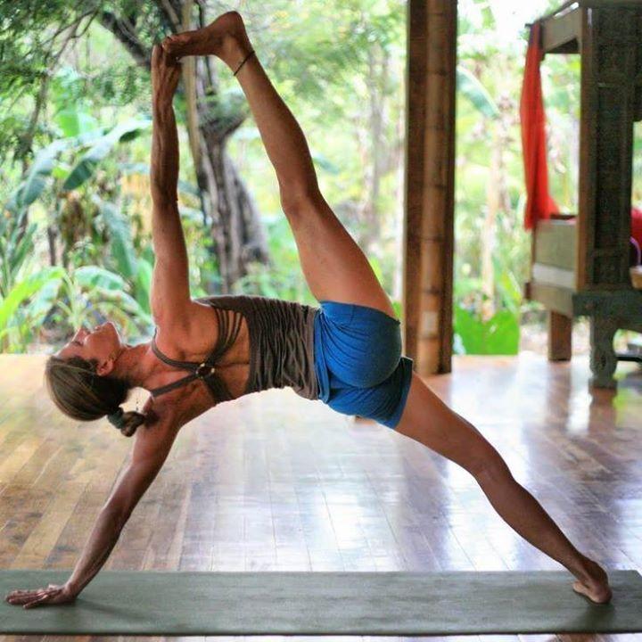 Yoga girls tumblr