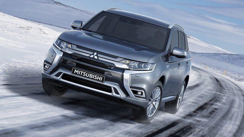 2019 Mitsubishi Outlander PHEV updates Outlander phev