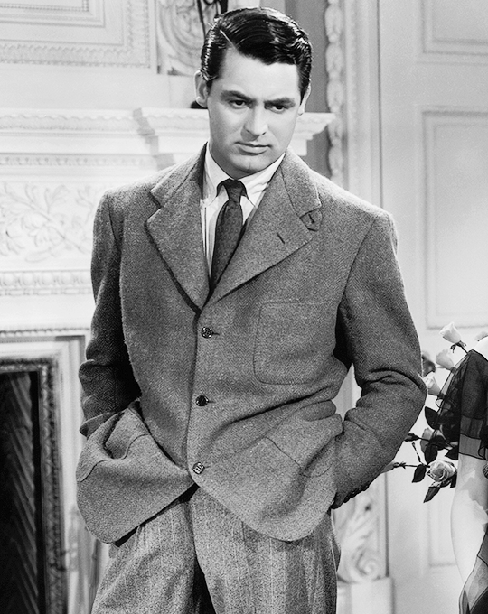 "deforest: ""Cary Grant in Holiday (1938) "" 
