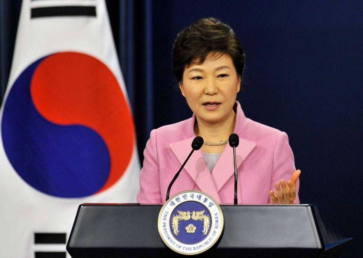 #DESTACADAS:  Corea del Norte amenaza con ejecutar a la expresidenta surcoreana Park Geun-hye - proceso.com.mx