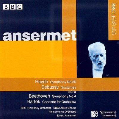 BBC Symphony Orchestra - Haydn: Symphony No. 85