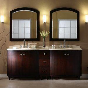 Bathroom Vanity Wall Sconce Height