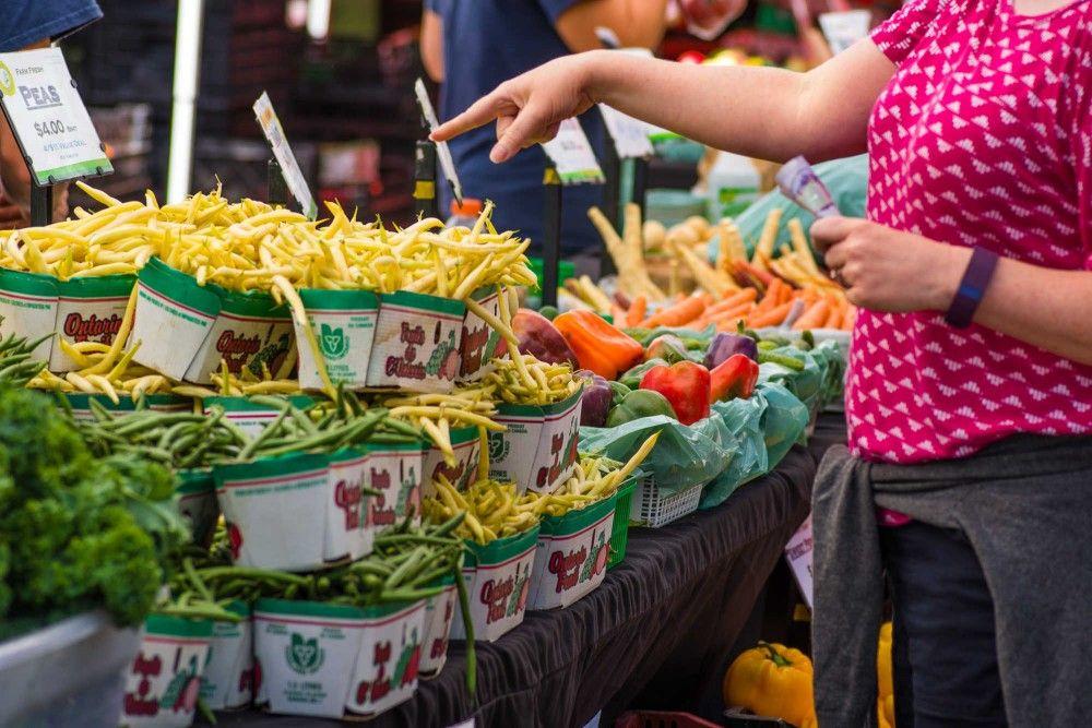Farmers' Markets in Toronto East York Farmers' Market