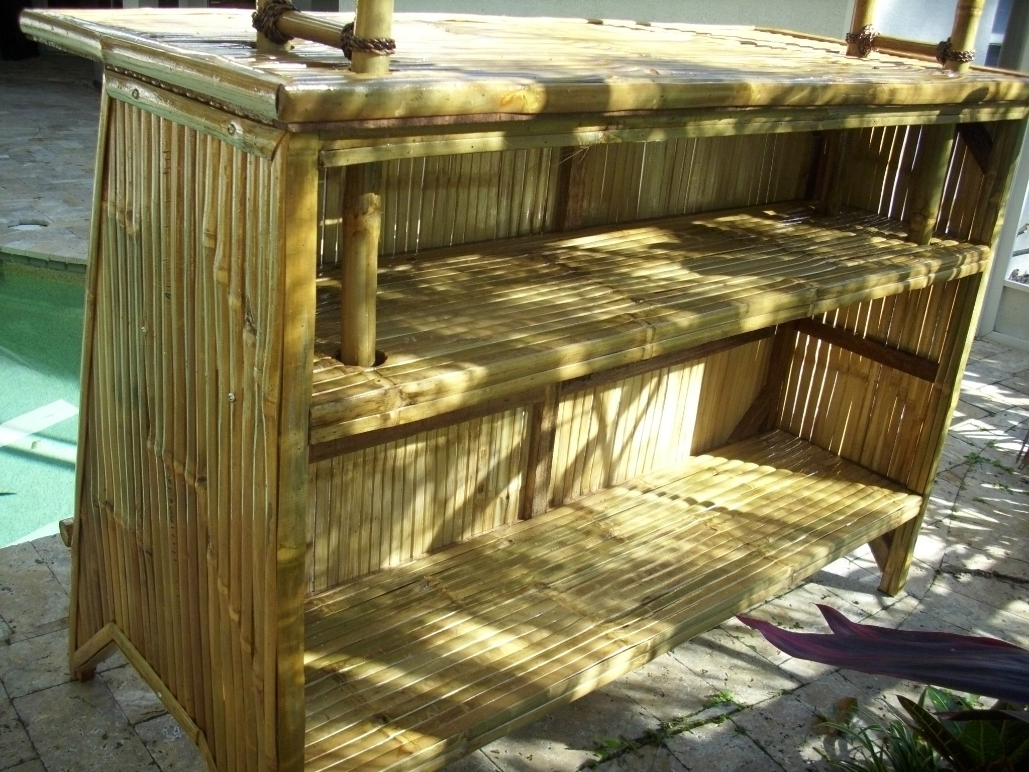 Clearance Sale On Custom And Premade Tiki Huts And Tiki Bars