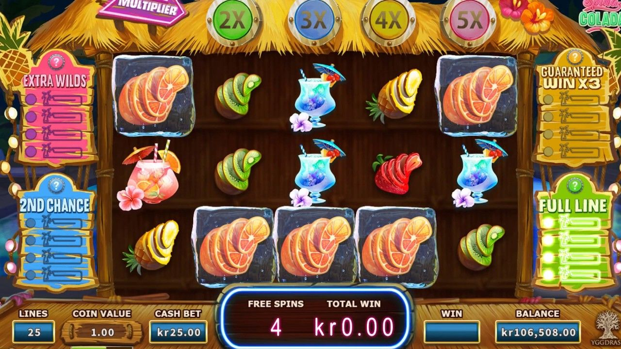 Spiele Spina Colada - Video Slots Online