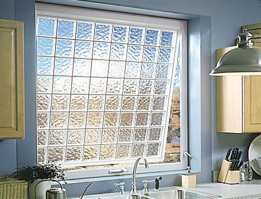 Acrylic Block Decorative Glass Windows Innovate