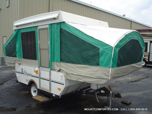 Check Out This 2004 Coachmen Clipper Sport 086 Listing In
