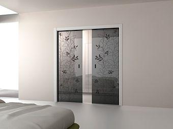 Porte tutto vetro controtelai porte scorrevoli - Porte scorrevoli eclisse ...