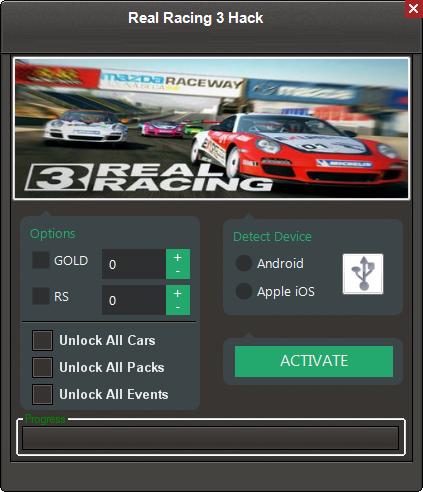 Real Racing 3 Hack No Survey