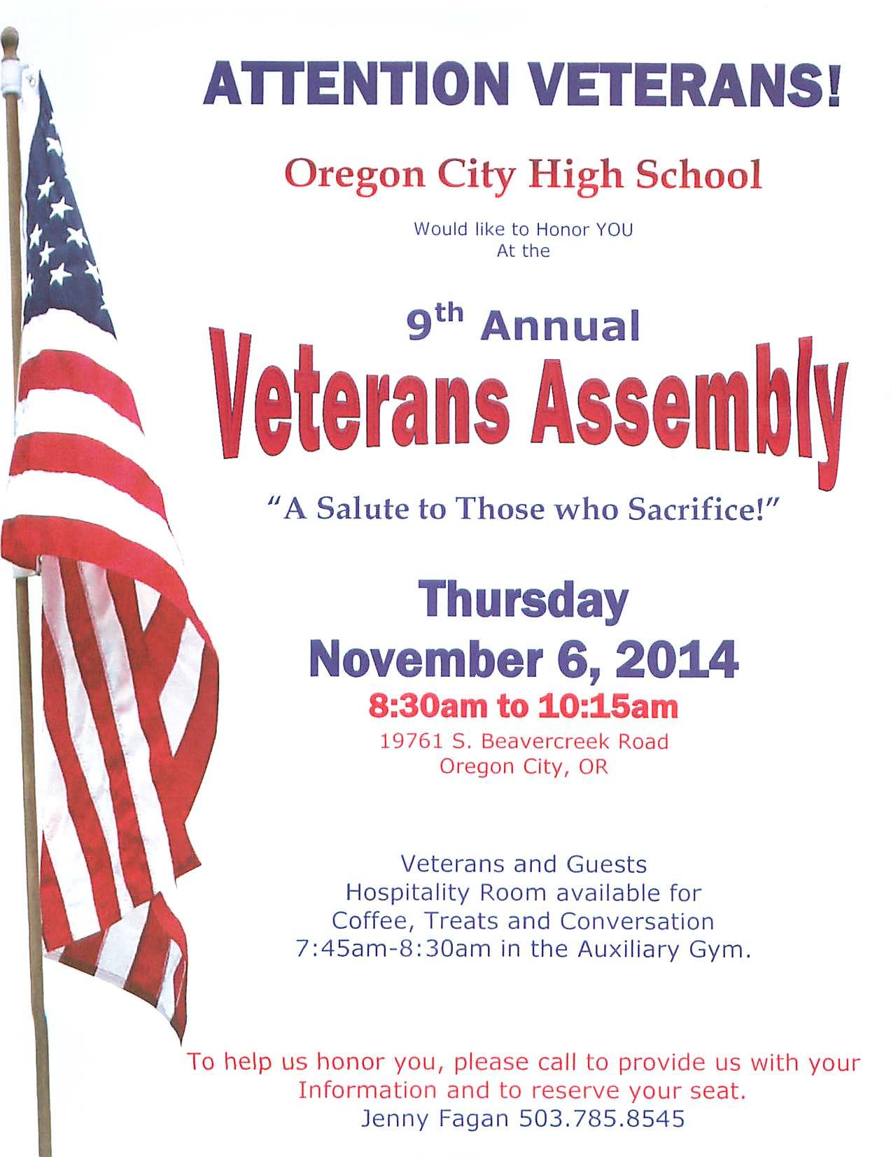 Veteran S Assembly