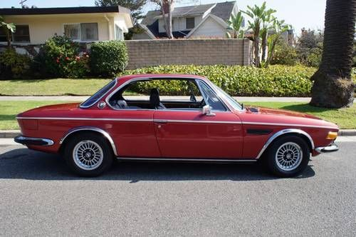 1974 BMW 3.0 CSi 5