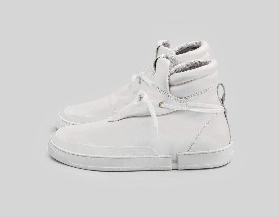 JAY LEATHER WHITE   Casbia   Versus Shoes & More in 2019