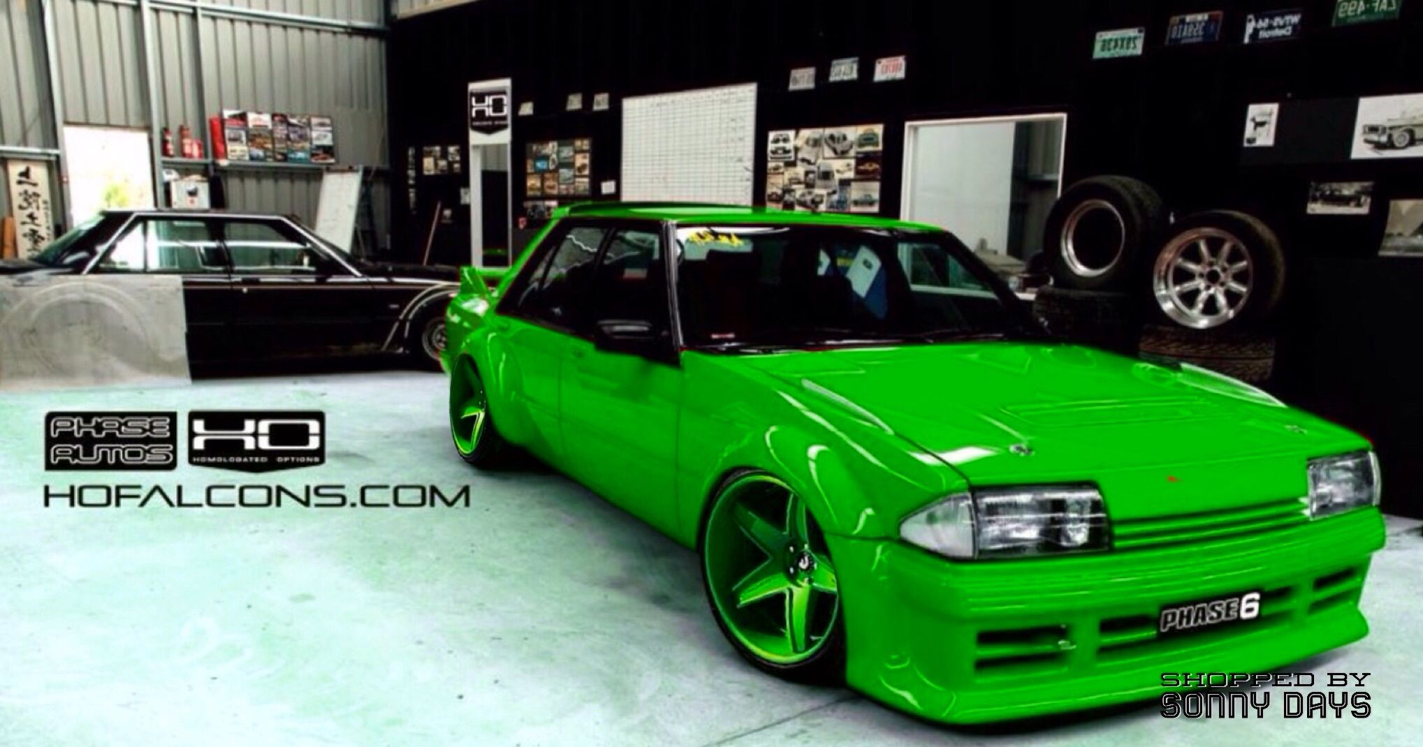 Ford Falcon Xe Phase 6 Australian Muscle Cars Australian Cars Aussie Muscle Cars