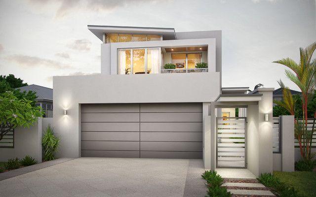 008 Modern Exterior Modern House Exterior Garage Door Design House Paint Exterior