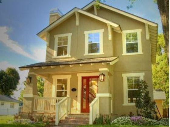 Casa tradicional de 3 dormitorios y dos plantas casas y - Casas de dos plantas ...