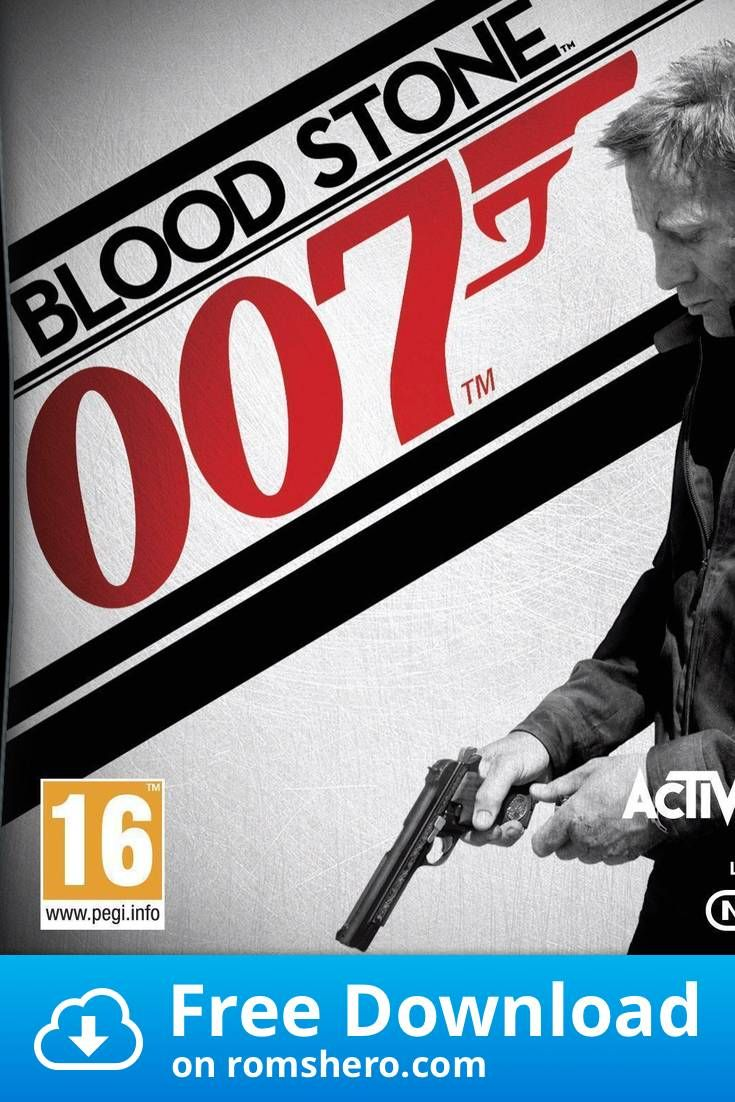 Download Blood Stone 007 Nintendo Ds Nds Rom In 2020
