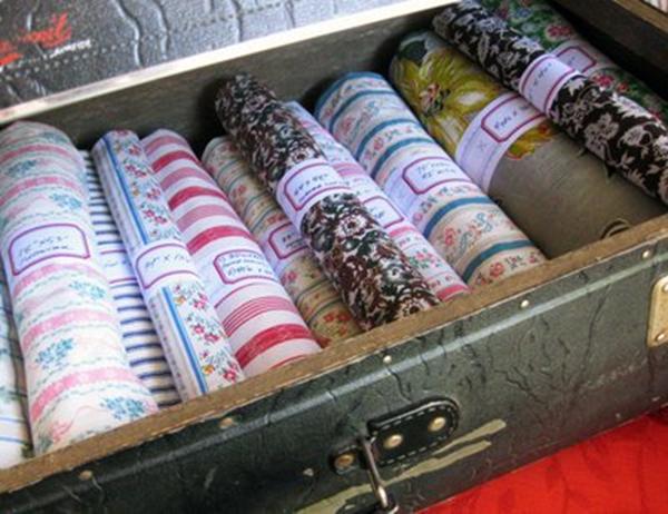 Organizing Fabric - I Heart Nap Time | I Heart Nap Time - Easy recipes, DIY crafts, Homemaking