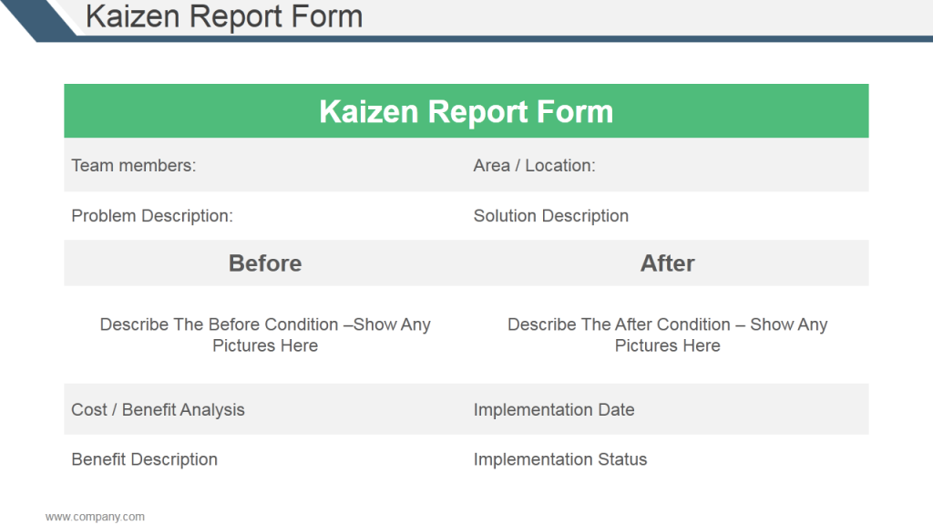 How To Implement Kaizen 19 Kaizen Ppt Templates To Guide You J