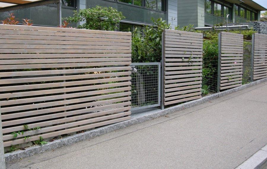 Pin von Konni Skala auf Garden Sichtschutz garten