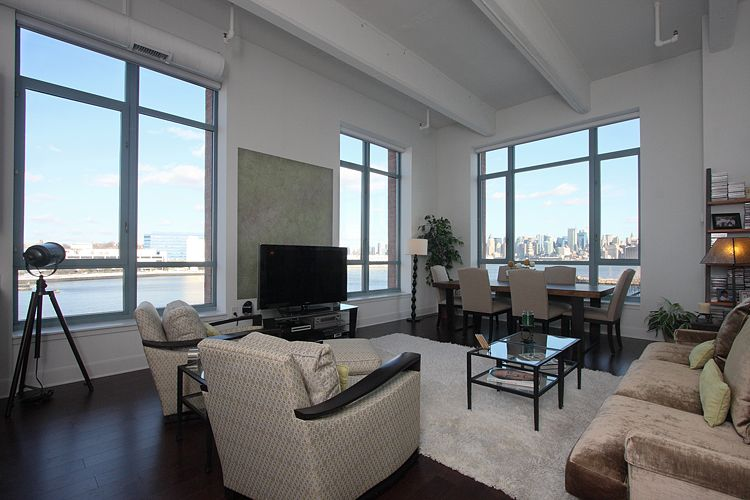 1500 Garden St Harborside Lofts Hoboken Nj Nyc Loft Loft Apartment Home