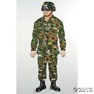 Armee-Guy-Zeichnung