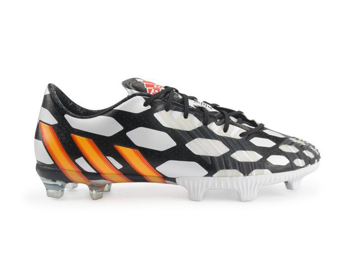 reputable site c5db5 866be adidas Mens Predator Instinct FG (Battle Pack) BlackRunning White