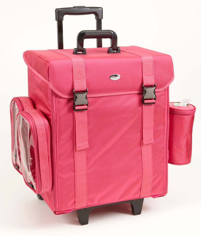 Ultimate Trolley Cosmetic Case Rolling makeup case
