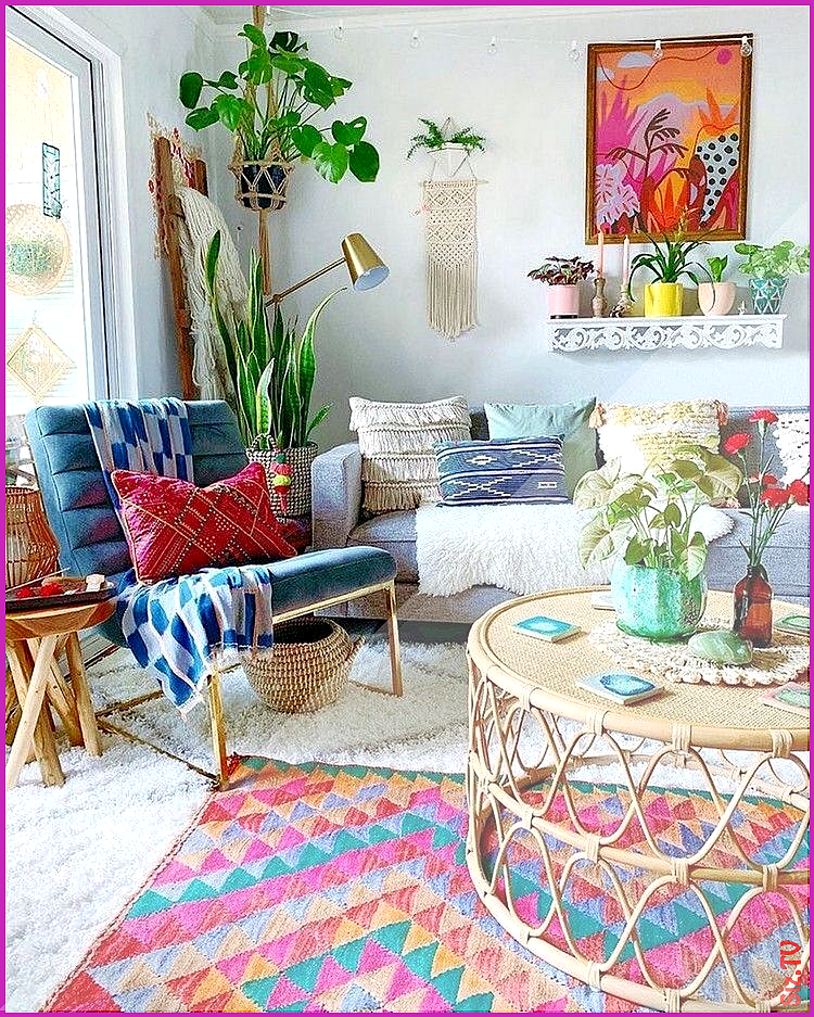60+ Best Small Living Room Design Ideas for 2019 | Boho ... on Small Living Room Ideas 2019  id=84342