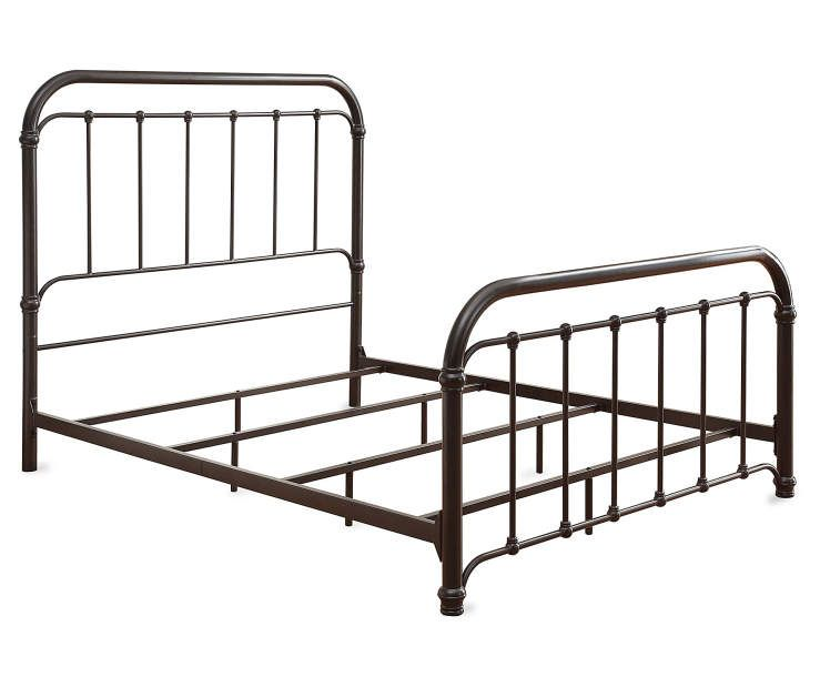 I Found A Queen Black Metal Bed Frame At Big Lots For Less Find