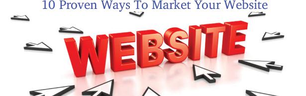 3 proven ways to market your website offline using